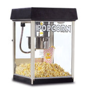 "Popcorn Machine 4 (Oz) ""Make sure to order 4(oz) Nak Pak Kernels to use with this machine"
