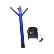 Daly Rental Sky Dancer with Puppet 20 Feet Tall (Blue Puppet only