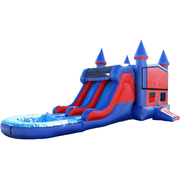 Wet/Dry Combo Bounce Houses