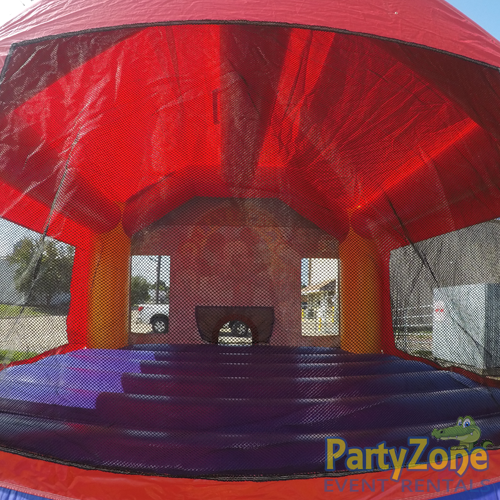 Mickey Mouse Clubhouse Bounce House Rental Inside View
