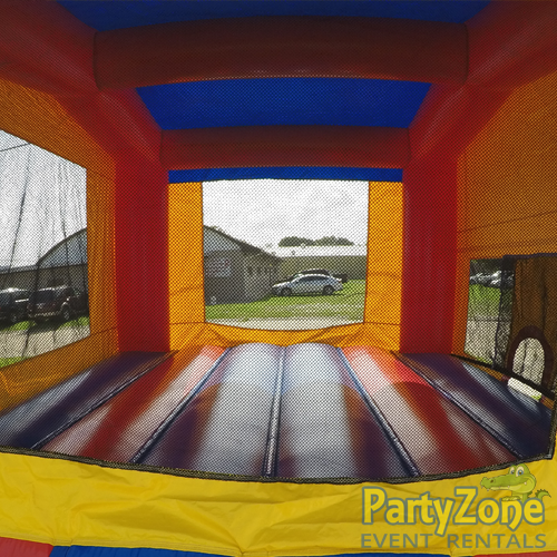 Modular Bounce House Rental Inside View