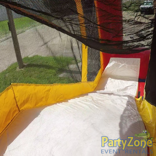 Add a Theme Modular 5n1 Combo Bounce House Rental Inside Slide View