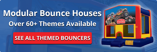 See All Themed Bouncers - Modular Bounce House Rentals - PartyZone Event Rentals