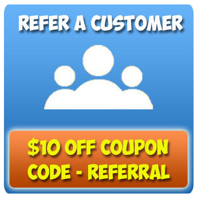 Refer a Customer Coupon