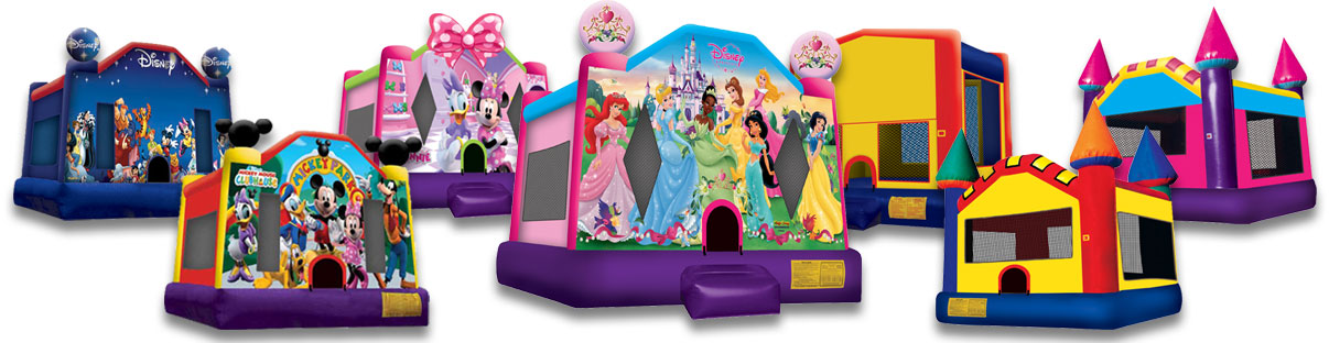 bounce house rentals new orleans