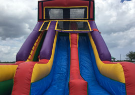 inflatable water slide rentals in kenner