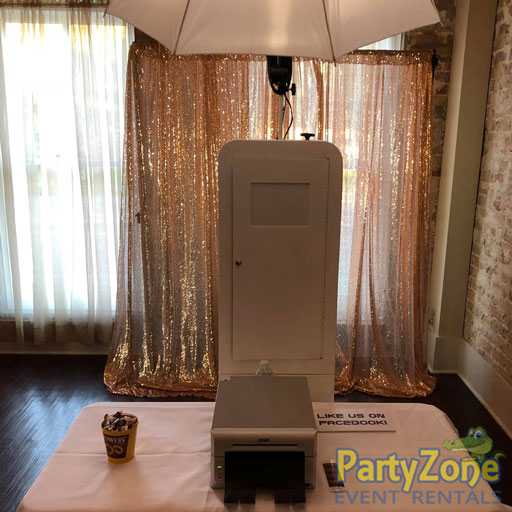 Photo Booth Rental for Birthday Party