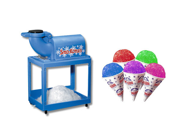 snowball machine rental new orleans