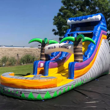 water slide rentals new orleans area