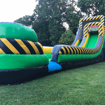 water slides for rent in new orleans