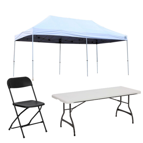 10x20 Tent Party Package