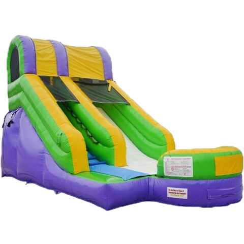 15ft Mambo Splash Water Slide