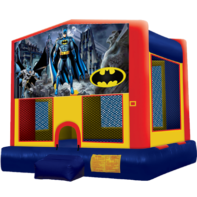 Batman Modular Bounce House