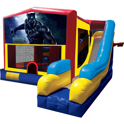 Black Panther Modular 7n1 Combo Bounce House