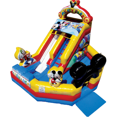 13ft Mickey Park Junior Water Slide