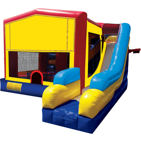 Themed Modular 7n1 Combo Bounce House