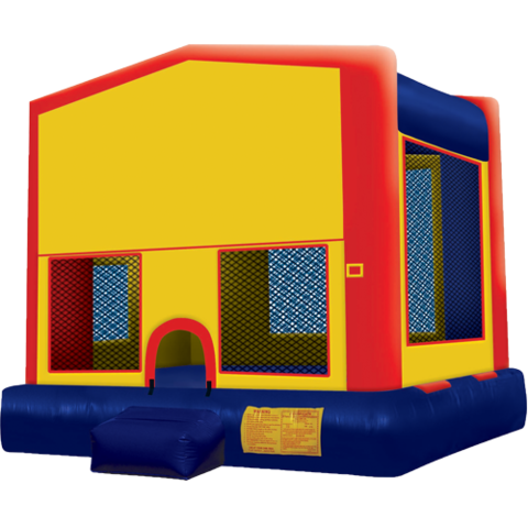 Modular Bounce House Partyzone Event Rentals