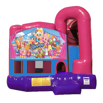Shopkins Dream Backyard 4n1 Combo Bounce House