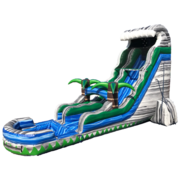 22ft Cascade Crush Water Slide