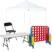 Backyard Ultimate Party Package