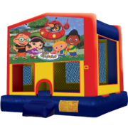 Little Einsteins Modular Bounce House