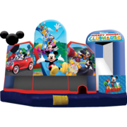 Mickey Mouse Clubhouse 5n1 Combo