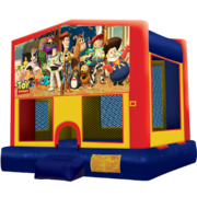 Toy Story Modular Bounce House