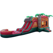 Tropical Fiesta Breeze Water Slide Combo