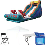 Water Slide Ultimate Package