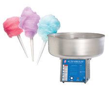 Cotton Candy Concession Machine