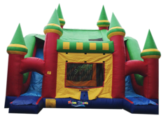Double Slide Combo Castle