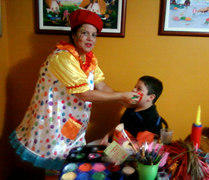 Face Painting Clown