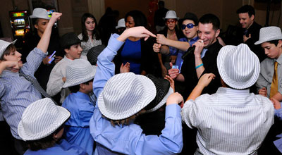 Bar Mitzvak Parties
