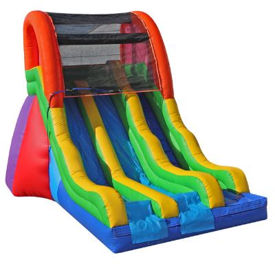 17 ft dry slide rental in Highland Park