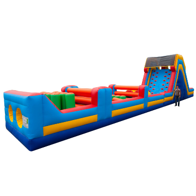 obstacle course rentals in Chicago
