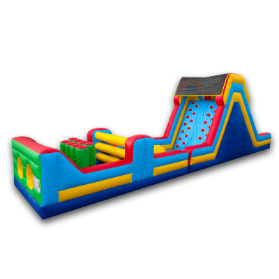 obstacle course rentals IL