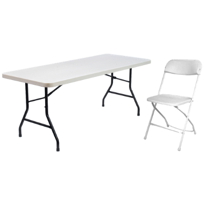 table and chair rentals in Chicago