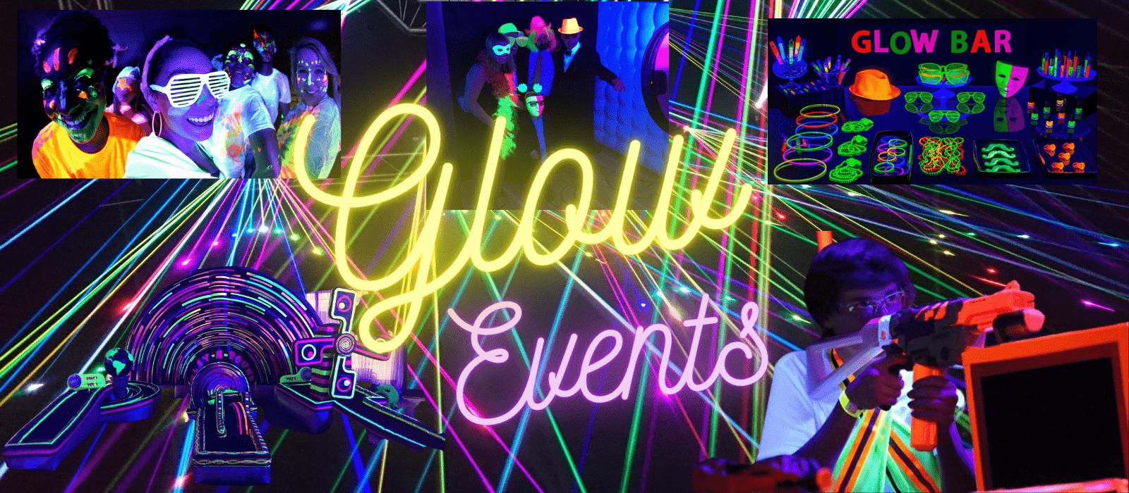 glow parties chicago illinois