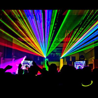 glow lighting rentals chicago