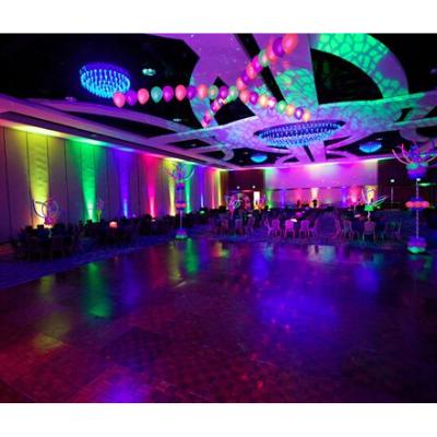 professional lighting rentals