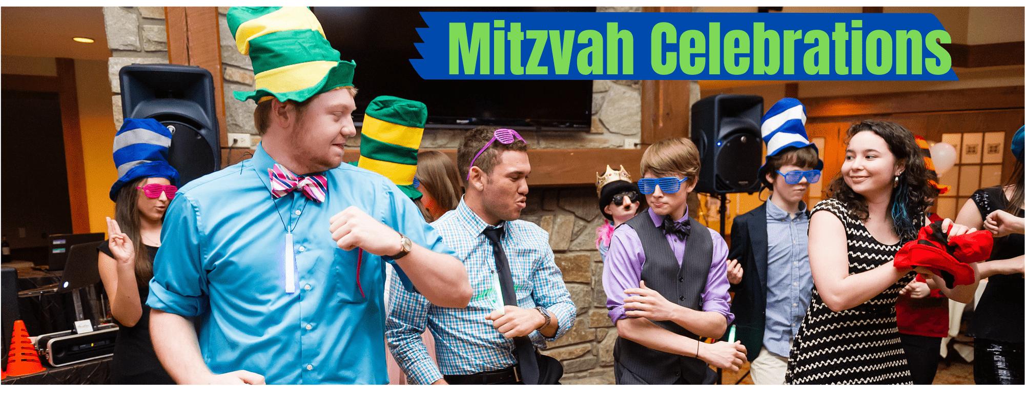 bar-bat mitzvah parties chicago illinois
