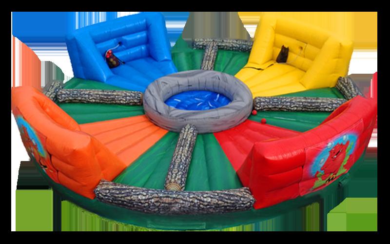 Buffalo Grove interactive game rentals