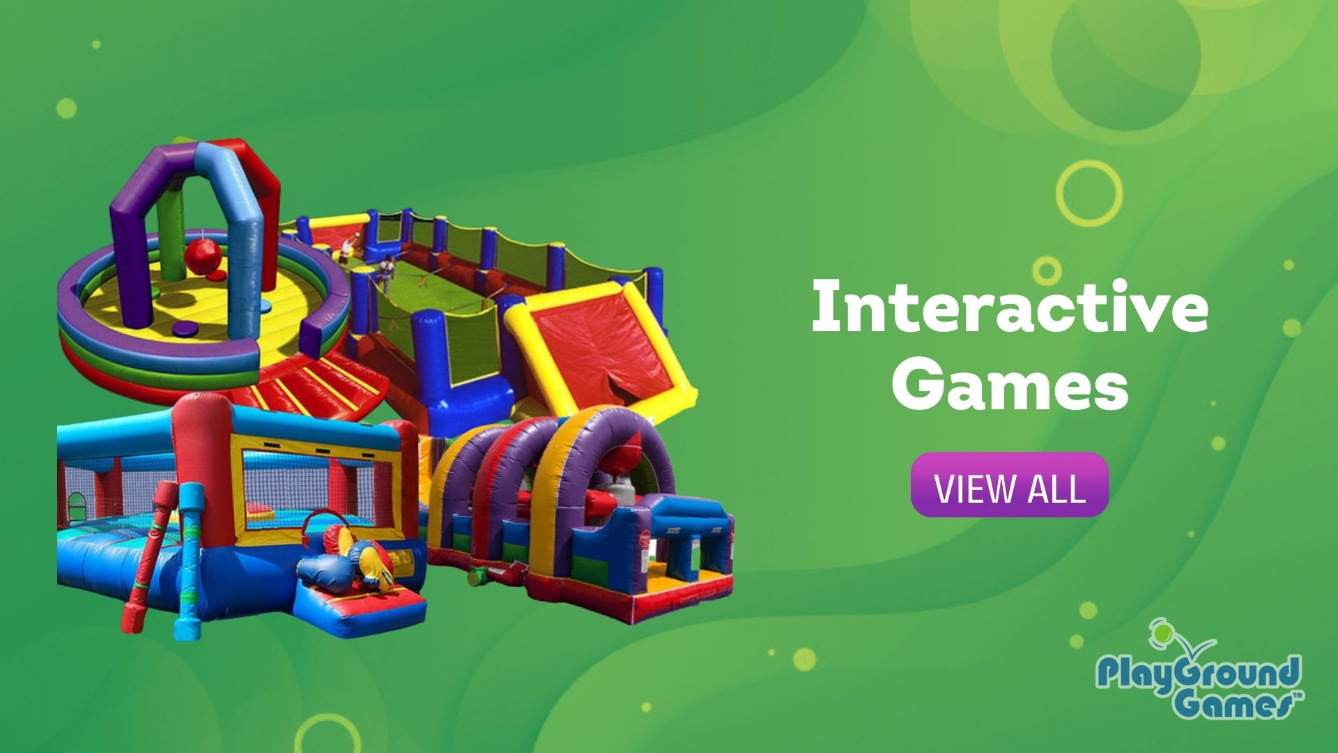 interactive inflatable rentals chicago