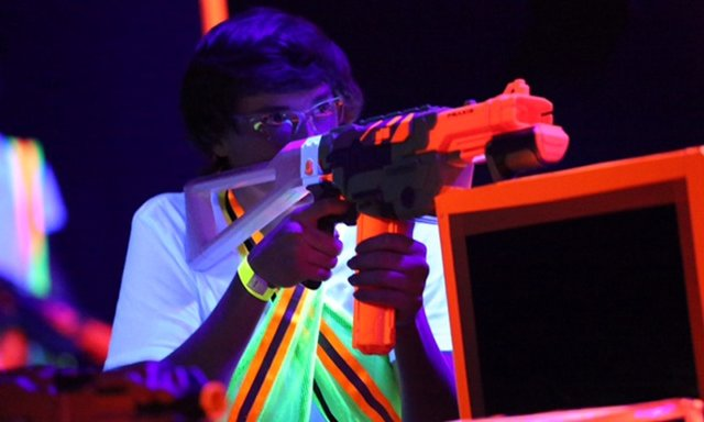Glow NERF Party Package