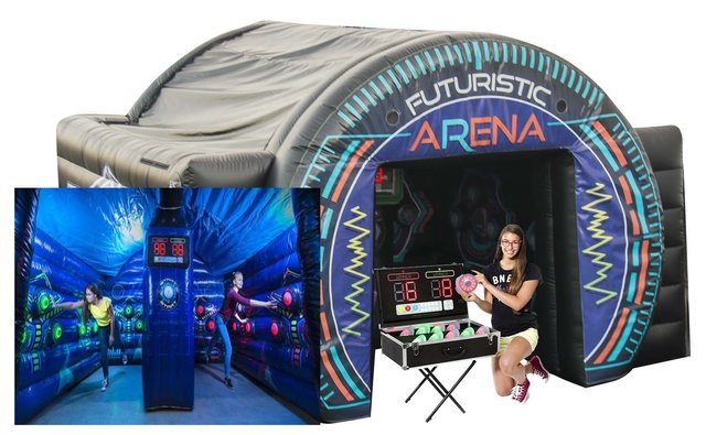 LED Warped Speed Arena Light Game