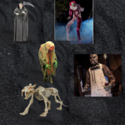 Animatronics Package 5 pieces