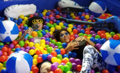 Ball Pit Photo Booth