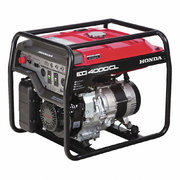 Generator with full tank of gas