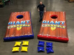 Giant Bag Toss Sponsor