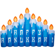 Happy Hanukkah Inflatable indoor or outdoor